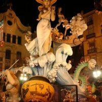 Las Fallas de Valencia 2011