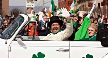 St. Patricks Day in Dublin