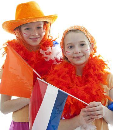 Koninginnedag – Königinnentag 2011 in Amsterdam