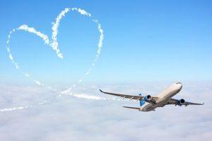 Sex im Flugzeug ist jetzt legal!