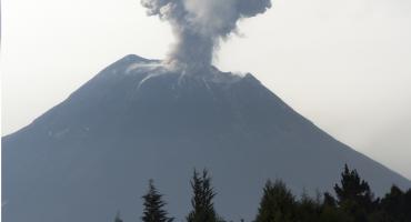 Vulkan-Tourismus, ein neuer Trend