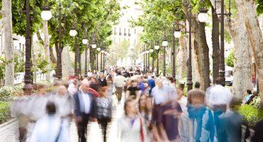 'Urban Trekking', die neue Form von Sport und Tourismus in der Stadt