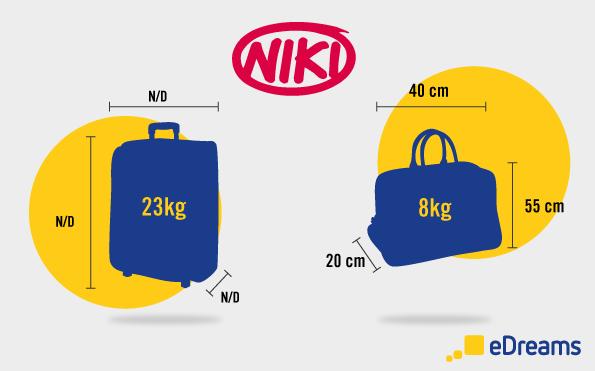 niki handgepäck