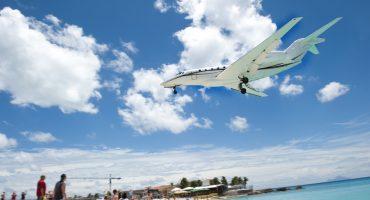Die 5 gewagtesten Landungen der Welt