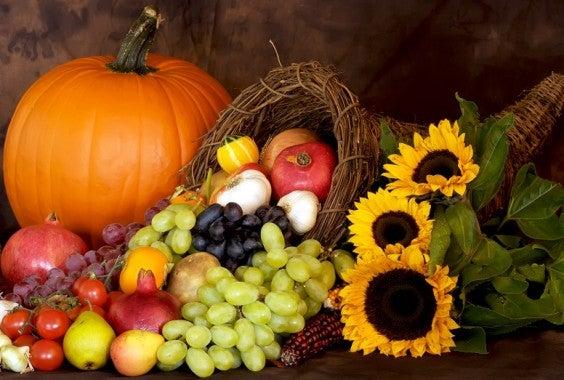 Erntedank - Thanksgiving