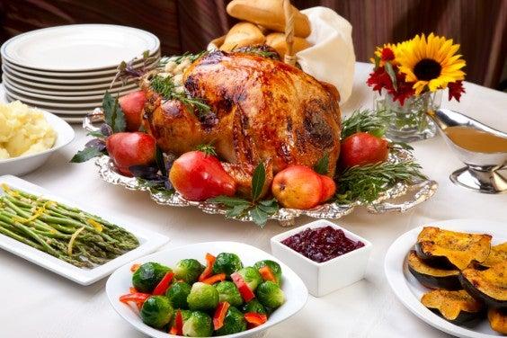 Thanksgiving USA 2012