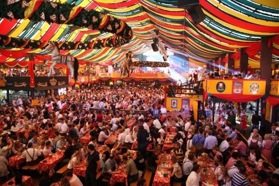 Festzelt Oktoberfest
