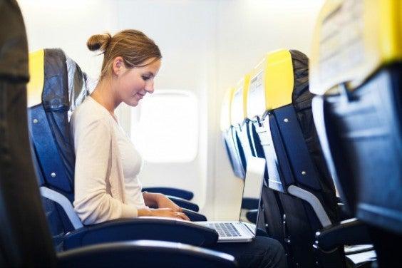 WLAN im Flugzeug - Airlines