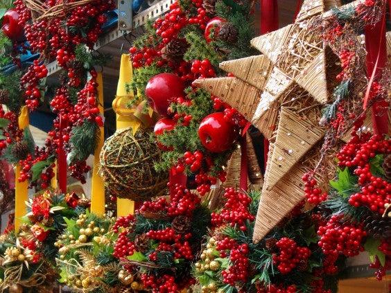 Barcelona Weihnachtsmarkt