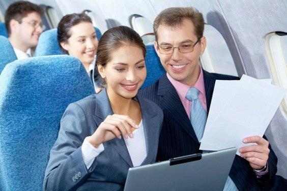 Geschäftsreisende - Germanwings