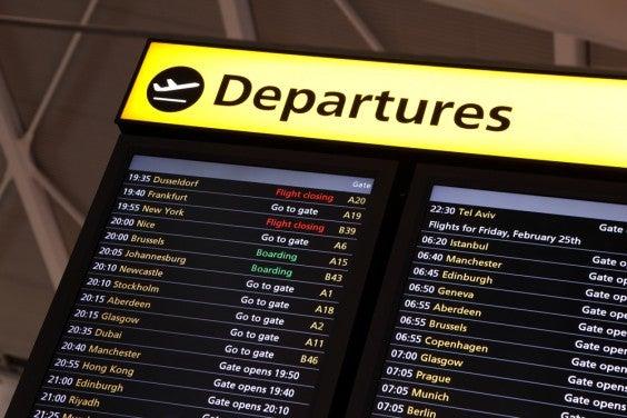 Ryanair Flugplan