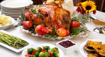 Rezept zum Thanksgiving Day in den USA