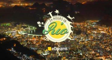 24 Stunden in Rio de Janeiro