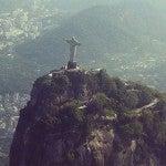 Rio de Janeiro - Cristo Redentor- Helikopterrundflug