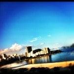 Rio de Janeiro Botafogo Strand