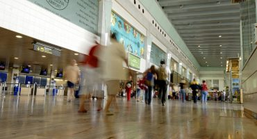 Flughafen Barcelona El Prat