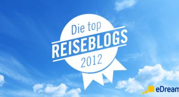 Die Top Reiseblogs 2012