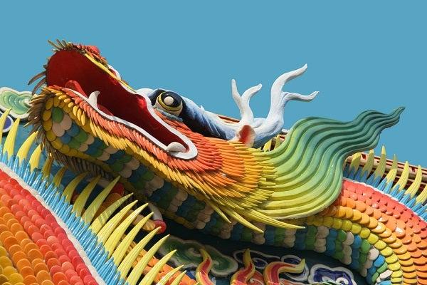 Chinesisches Neujahr 2013