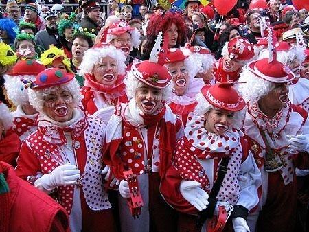 Karneval Köln 2013