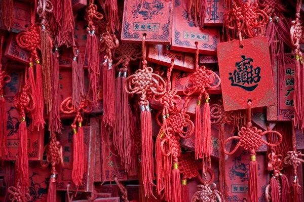 Chinesisches Neujahr 2013 China