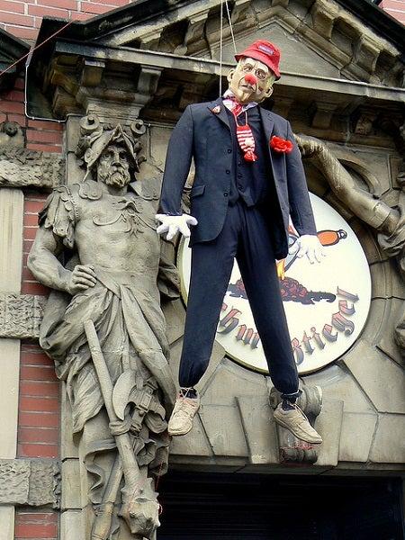 Nubbel Karneval Köln 2013