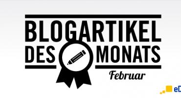 eDreams Blogartikel des Monats: Februar