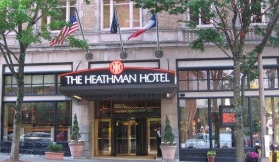 Hotel Heathman Portland 50 shades