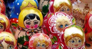 Matroschka – Grüße aus Moskau