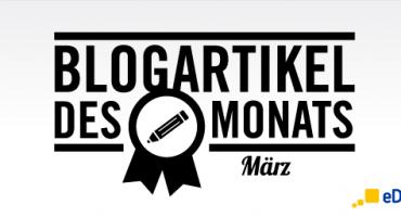 eDreams Blogartikel des Monats: März