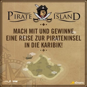 Piratengewinnspiel Gewinnspiel