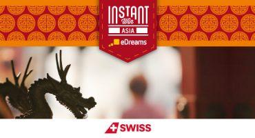 #InstantWin – Gewinnen Sie eine Reise ins ferne Asien