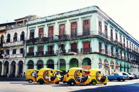 Das Kokos-Taxi