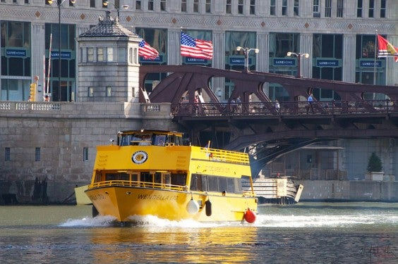 Das Wasser-Taxi