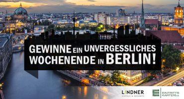 Gewinnspiel – Wochenende in Berlin