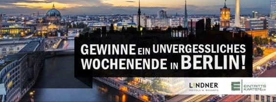 Berlin gewinnspiel