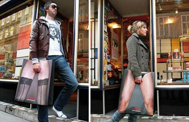 Erotische Taschen