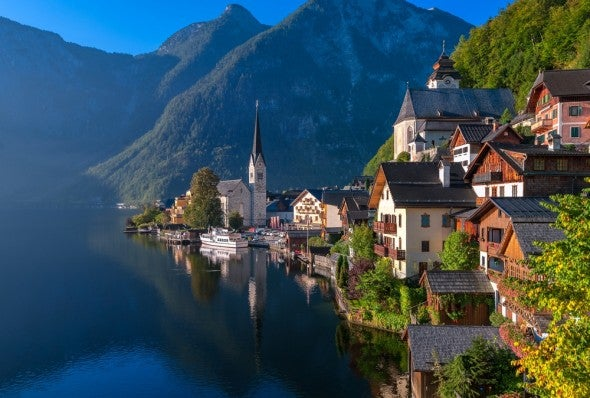 most beautiful villages