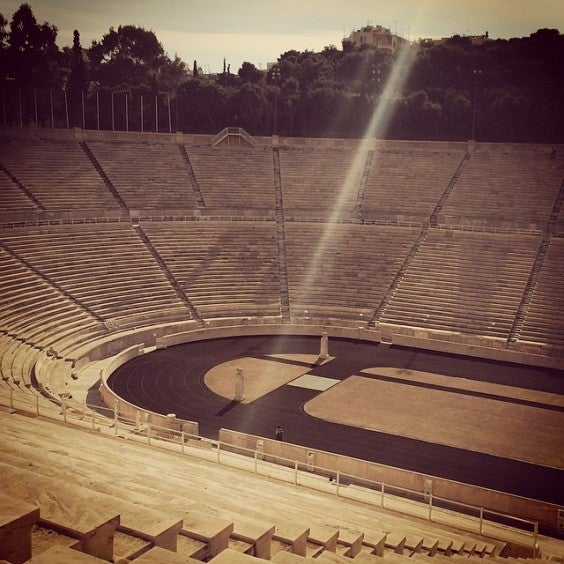 Panathenaic Stadium Athen