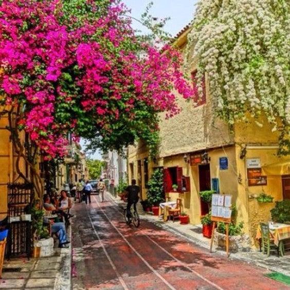 Kolonaki Platz Athen