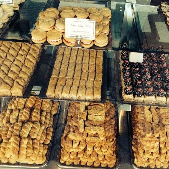 Griechische Süßwaren Athen