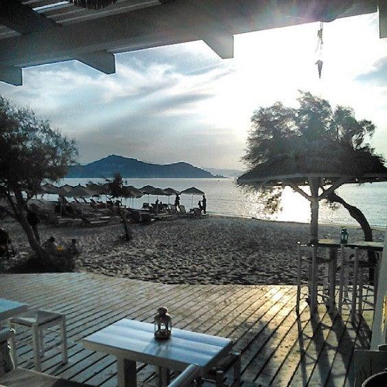 Flisvos Strand Athen