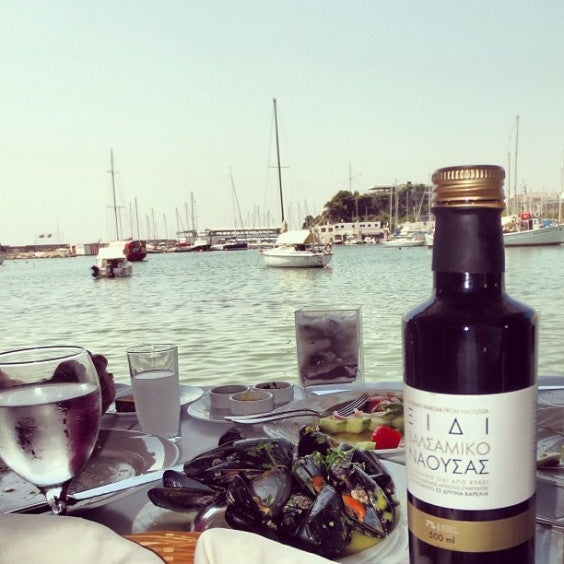Restaurant in Mikrolimano Athen
