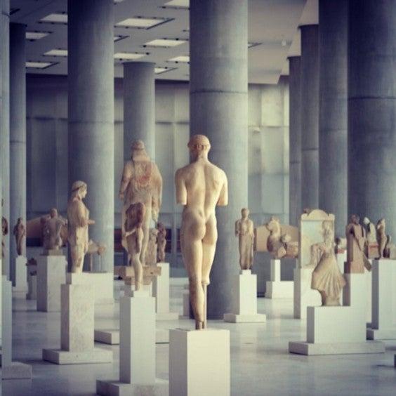 Akropolismuesum Athen