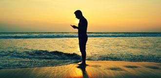 Smartphone Reisen