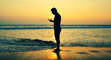 ON/OFF: Smartphone-Nutzung im Urlaub