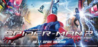 The Amazing Spider-Man Gewinnspiel