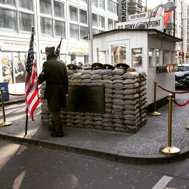 you have to do that in berlin checkpoint charlie berlin, do something in berlin, do things in berlin, do something in berlin