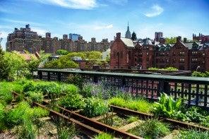 Die 10 besten Plätze  in New York – low budget