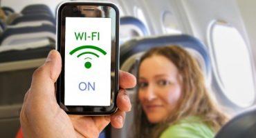 Welche Airline bietet WLAN im Flugzeug an?