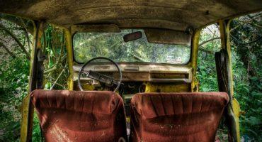 Verlassene Orte: Schaurig-schöne Fotos!